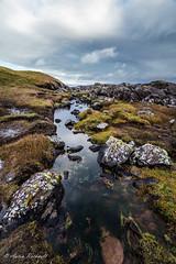 Liquid Pathway (JustAnotherCanonOperator (JACO)) Tags: westerross autumn portrait rocks landscape rockpool eos stormy scenic mountains sea seascape waves scotland longexposure clouds