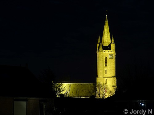 The church of Kapelle
