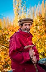 A Face of Hunza (S.M.Rafiq) Tags: face hunza valley pakistan smrafiq gilgit man portrait autumn