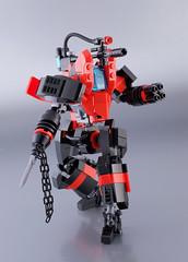 Lego mech suit 01 (guitar hero78) Tags: lego legomech mech moc mecha robot stilllife toys toyphotography fujifilm xe1 xf60mm