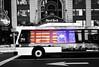 stars and stripes (sigi-sunshine) Tags: newyork hardrockcafenewyork hardrock hardrockcafe bigapple america amerika usa us starsandstripes bus verkehr traffic timessquare broadway