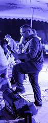 rock n rolla (sabbir_015) Tags: stage music concert bangladesh guitar artist live show nikon canon sony