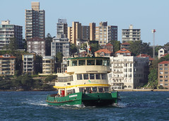 Sydney Ferries 'Scarborough' (Neil Pulling) Tags: australia nsw ferry ferries sydneyharbour transport sydneyferries ship publictransport sydney