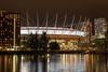 BC Place At Night (luke.me.up) Tags: nikon d850 vancouver night nightphotography falsecreek stadium bcplace