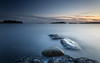 Blue hour Helsinki (Mika Laitinen) Tags: balticsea canon5dmarkiv europe helsinki leefilters scandinavia uutela vuosaari blue calm cliff cloud color dreamscape landscape longexposure nature outdoors rock sea seascape shore sky sunset water winter