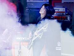 Happy Birthday, Takeshi Ohtani (Boris) (kirstiecat) Tags: takeshiohtani boris concert music smoke cinematic band japanese japaneseband psychedelic metal happybirthday