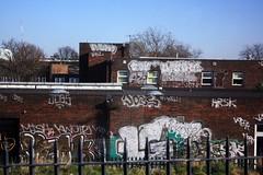 Pleak, LG, Ask, Dtail, Aze, Ozone(RIP), 10Foot - New Cross (GRAFFLIX (grafflix.co.uk)) Tags: graff graffiti lg pleak ask dtail aze ozone srw np add ghz