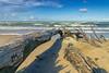 Ostsee  (10) (berndtolksdorf1) Tags: deutschland mecklenburgvorpommern ostsee strand weststrand bäume wasser wellen himmel outdoor
