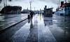 Stockholm, November 29, 2017 (Ulf Bodin) Tags: strandvägen sverige winter canonefm222stm canoneosm3 sweden outdoor regn rain vinter stockholm stockholmslän se road city umbrella