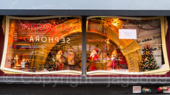 "2017 Holiday Window Display ""Yes, Virginia, there is a Santa Claus"" at Macy's Herald Square, New York City (jag9889) Tags: 2017 2017holidaywindowdisplay 20171127 34thstreet book christmas departmentstore display heraldsquare holiday macy macys manhattan midtown ny nyc newyork newyorkcity outdoor reflection retail santaclaus store storewindow text usa unitedstates unitedstatesofamerica virginia window jag9889"