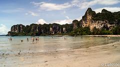 Railay west (Lцdо\/іс) Tags: lцdоіс thailande thailand aonang krabi thailandia beach west plage awesome boat travel voyage nature