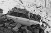 "SDIM3336-  ""Tuscania (VT) terremoto 1971"" - Nikkormat FTn - nikkor 24mm f2.8 (negativo rifotografato) (ciro.pane) Tags: tuscania vt terremoto febbraio 1971 rovine nikkormat ftn nikkor 24mm f28 italia italy italien italie ilford fp4 rodinal"