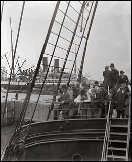 Harbor of Szczecin