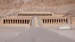 Temple de Hatshepsut (Porschista) Tags: valldelesreines egipte templedehatshepsut temple templo reina faraona hatshepsut