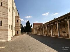6 - Angyali üdvözlet temploma udvara / Nádvorie Baziliky Zvestovania