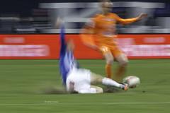 Sliding tackle (Photography DK) Tags: soccer football pilkanozna fussball kks fotografasportowa action fieldgame match ball sliding tackle panning shot