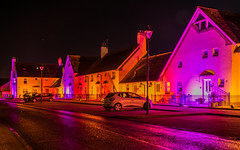 DSC_0046 (Paul Wynn Photography) Tags: standrewsdayirvineharbourilluminations familyfun nikondigital nikond5300 colours irvine irvineharbour scotland westcoast night harbour wetnwild groovy