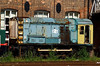 Class 08 Shunter - 08517 (dgh2222) Tags: class 08 08517 doncaster west yard stored withdrawn gronk uk railways