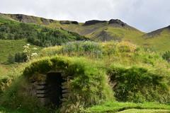 Icelandic Turf House 8 (Amaury Laporte) Tags: europe iceland skogar folkmuseum traditional history