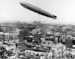 henry cord meyer image (San Diego Air & Space Museum Archives) Tags: tokyo aviation aircraft airship dirigible lighterthanair lta zeppelin deutscheluftschiffahrtsaktiengesellschaft delag deutschezeppelinreederei dzr dlz127 luftschiffbauzeppelin zeppelinlz127 lz127 lz127grafzeppelin grafzeppelin luftschiff luftschifflz127