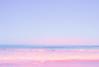 Soft Call of the Ocean (thomas_anthony__) Tags: soft pastel sky horizon shore seashore color pink blue purple film 35mm analog kodak gold 200 kodakgold200 canon a1 sea ocean beach california coast goldcoast sunrise morning