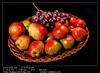 Basket of fruits (__Viledevil__) Tags: antioxidant arrangement basket breakfast bucket bunch combination composition food fresh fruit grapes grocery group healthy natural nourishment nutrition organic ornamental pears picnic pile seasonal taste tomato variety sanfernando cadiz españa