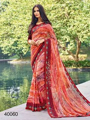 2635 Seasons lovely Georgette sarees (Gunj Fashion) Tags: clothes select woman girl female awesome epic fantastic make hair instagram style love📷 instagramer love dresses beautiful clothe amazing femalle instagran cool incredibles clothing ootd fashionblogger model streetwear tshirt streetstyle