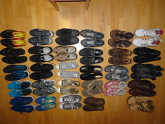 Meine Schuhe - My Shoes (Oli-unterwegs) Tags: adidas nike chucks skechers donnay dunlop josef seibel rieker bewild lloyd schuhe schuh shoes shoe old new sneaker mustang dockers sneakers man boy mann boots stiefel meine dirty sohle sohlen soles sole air max airmax vision used getragen