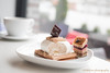 Mont Blanc (littlekiss☆) Tags: cake sweets montblanc dessert cafe weekend yummy nomnomnom vancouver burnaby chezchristophe littlekissphotography モンブラン ケーキ