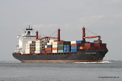 Ship. Oregon Trader 9344564 (dickodt65) Tags: ship containership oregon schelde