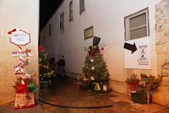 HOLIDAY ALLEY - SELKIRK (RW photo 1) Tags: holiday alley selkirk manitoba canada