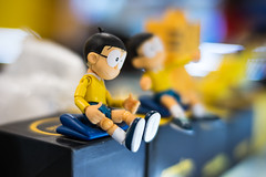 Nobita DOF (# My Way #) Tags: toy doramon japanese cartoon favorite dof depth field nobita