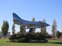 "Douglas A4D-1 Skyhawk 1 • <a style=""font-size:0.8em;"" href=""http://www.flickr.com/photos/81723459@N04/24283478178/"" target=""_blank"">View on Flickr</a>"