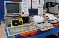 Triumph-Adler Alphatronic PC P3 (1982) (stiefkind) Tags: vcfb vcfb2017 vcfb17 vintagecomputing triumphadler tap3 p3 p4