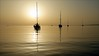 Abendstimmung - Evening Atmosphere (Heinrich Plum) Tags: heinrichplum plum fuji xe2 xf1855mm portugal algarve faro sea meer sonnenuntergang sunset boote boats schiffe ships reflection reflektion