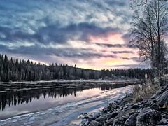 2017-11-18 (johan.bergenstrahle) Tags: 2017 november umeriver umeälv vännäs sweden sverige winter vinter river älv hdr finepics landscape landskap natur