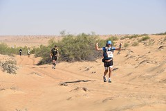 5th Oman Desert Marathon stage 3