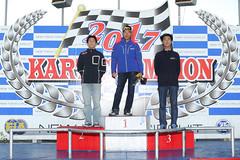 20171119CC6_Podium-131 (Azuma303) Tags: ccbync30 2017 20171119 cc6 challengecupround6 newtokyocircuit ntc podium チャレンジカップ チャレンジカップ第6戦 表彰式