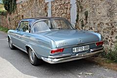 Mercedes 250 SE Automatic. (serrvill -Txemari) Tags: mercedes 250se automatic automóvil car voiture germany