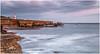 Souter Lighthouse (Steven Peachey) Tags: seascape sea sun sky clouds beach rocks cliffs souterlighthouse southtyneside northeastcoast northeastengland ef1740mmf4l canon5dmarkiv 5dmarkiv canon leefilters lee09gnd stevenpeachey lightroom sunrise morning