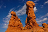 Sandstone Towers at Arches National Park (Guy Lacroix) Tags: archesnationalpark utah usa tokinaaf1224mmf4atx124prodxii guylacroixflickr tokinaaf1224mmf4 atx124prodxii sunset sandstone nikond90