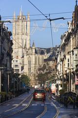 Vlaanderenstraat, Ghent (Tetramesh) Tags: tetramesh gent gand ghent oostvlaanderen vlaanderen eastflanders flanders belgië belgien belgique belgium
