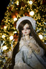 Hella and the Christmas! (Sugar Lokifer) Tags: dream doll tender beea resin bjd ball jointed