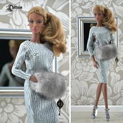 Dress-2-2 (Dollfason) Tags: fashionroyalty fr2 jordan collection clothes for doll dolloutfit dolls