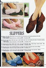 "Those were the days (slippazshuzz) Tags: ""vintageslippers"" slippers ""thosewerethedays"""