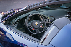 Ferrari 458 Spyder (pdebree) Tags: sony alpha sonyalpha sonyimages a6000 sonya6000 car cars auto automobile automobiles outside outdoors outdoor coffee carsandcoffee supercar exotic exoticcar exoticcars ferrari 458 spyder ferrari458 ferrari458spyder