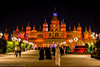 Global Village (KASHIF QAISER) Tags: architecutre uae globalvillage outdoor nightphotography colors highiso people travel
