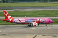 9M-NEO Changi 04/11/16 (Andy Vass Aviation) Tags: changi airasia a320 9mneo neo