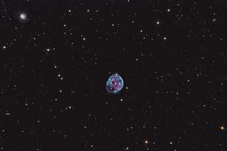 NGC 246 - The Skull Nebula