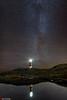 Oksøy lighthouse under the milky way (HrNes) Tags: facebook flickr nikon sigma20 sigmaart art d750 nikond750 milkyway starts star stjerner norway kristiansand oksøy lighthouse seascape coast navigate naval
